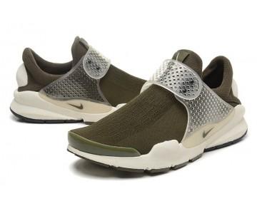 Schuhe 728748-300 Fragment Design X Nike Sock Dart Sp Unisex Army Grün