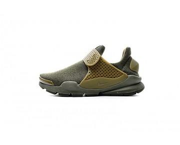 909551-200 Schuhe Olive Grün Unisex Nike Sock Dart Breathe