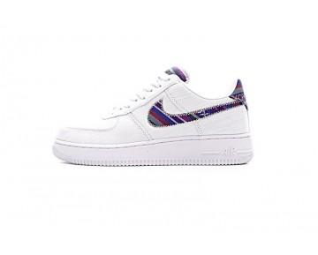 Nike Air Force 1 Schuhe Indian Tannin Totem Weiß Denim 823511-100 Unisex