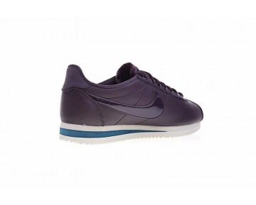 Schuhe Grape Lila Aj0135-600 Nike Wmns Cortez Classic Se Prmautiful X Powerful Unisex