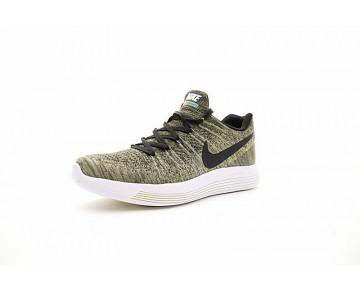 Schuhe 843765-001  Nike Lunarepic Low Flyknit 2 Herren Olive Grün