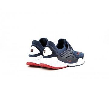 819686-460 Dunkel Blau,Rot Unisex Schuhe Nike Sock Dart Tech  Fw