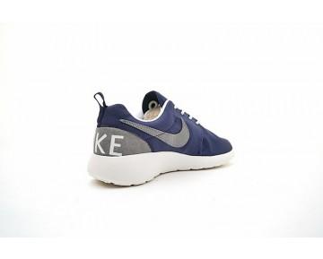 Schuhe Tief Blau/Grau/Weiß Nike Roshe One Retro Unisex 819881-401