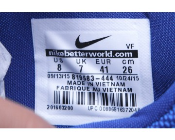 819583-444 Schuhe Herren Nike Kyrie 2 Königlich Blau/Schwarz