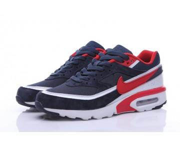 Marine Blau/Rot 819523-066 Herren Schuhe Nike Air Max Premium Bw