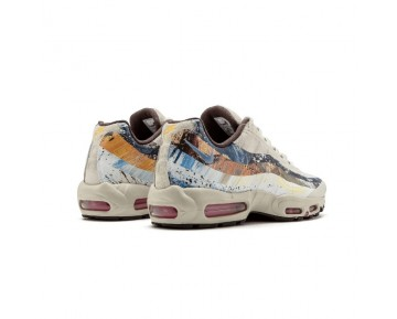Schuhe Dave White X Size? X Nike Air Max 95 872640-200 Herren Stone,Thunder