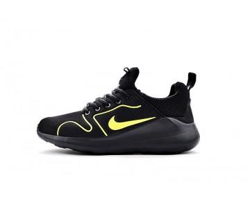 833457-005 Nike Kaishi Unisex Schuhe Schwarz/Gelb