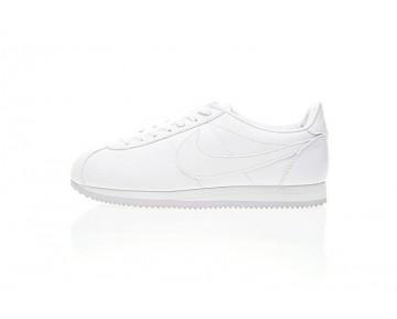 Schuhe All Weiß Nike Classic Cortez Leather Unisex 807471-102