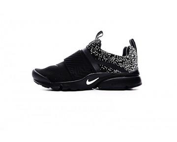 819803-001 Schwarz Weiß Snowflake Herren Nike Air Presto Extreme Flyknit Schuhe