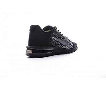 852461-001 Schuhe Schwarz Unisex Nike Air Max Sequent