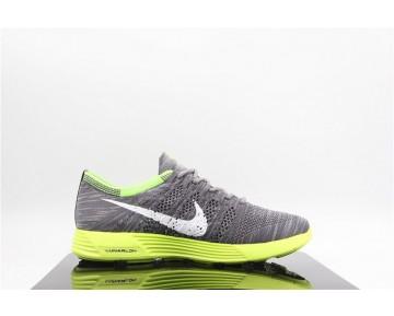 Nike Flyknit Lunar Htm Nrg Grau/Varsity Herren 535089-002 Schuhe