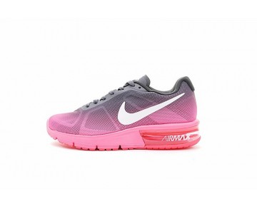 Damen 719916-602 Nike Air Max Sequent  Rosa/Grau Schuhe