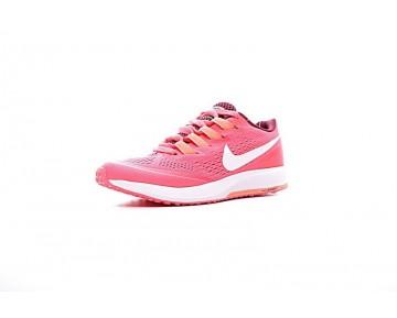 Grau/Rosa/Weiß Schuhe 880553-602 Nike Air Zoom Speed Rival 6 Vi Damen