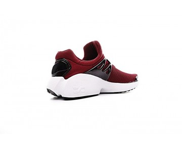 Burgundy/Weiß Nike Air Presto Escape Schuhe Herren 173228-308