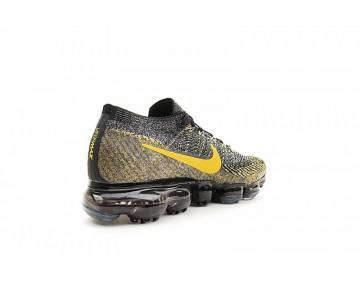 Schuhe 849560-006 Herren Schwarz/Gold 39-45Nike Air Vapormax